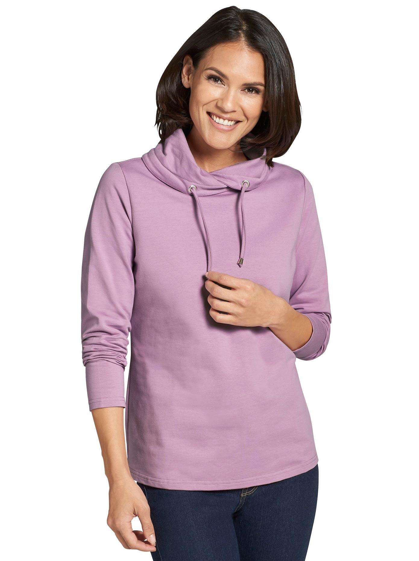 Classic Basics sweatshirt van puur katoen bij OTTO online kopen