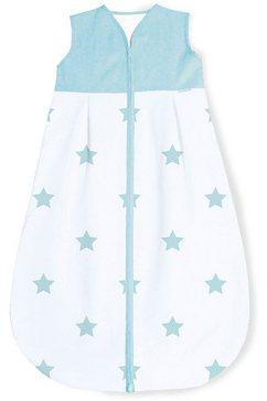 pinolino babyslaapzak »sternchen« blauw