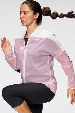 nike runningjack »nike icon clash women's running jacket« roze