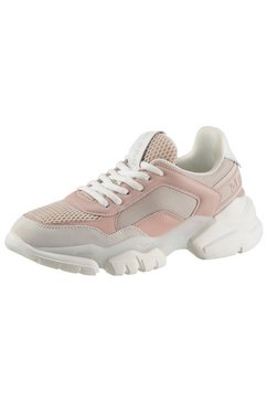 marc o'polo sneakers julia in coole chunky-look beige