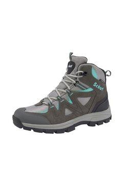 scout wandelschoenen adventure grijs