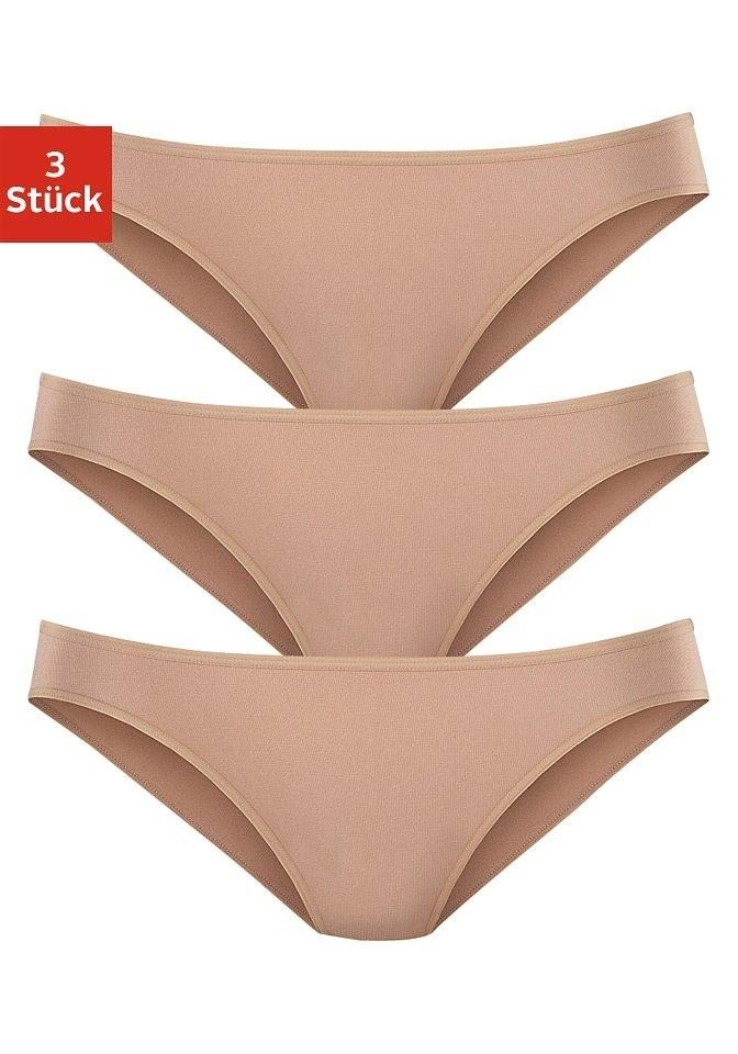 Op zoek naar een Lascana Bikinibroekje hoogwaardige modalkwaliteit (3 stuks)? Koop online bij OTTO