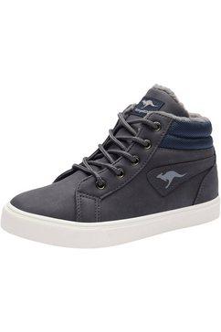 kangaroos sneakers kavu i blauw