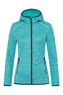 stedman fleecejack recycled fleece jacket superior van gerecycled materiaal (1 stuk) blauw