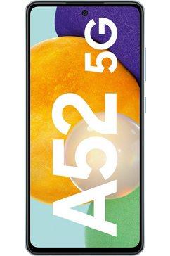samsung smartphone galaxy-a52 5g blauw