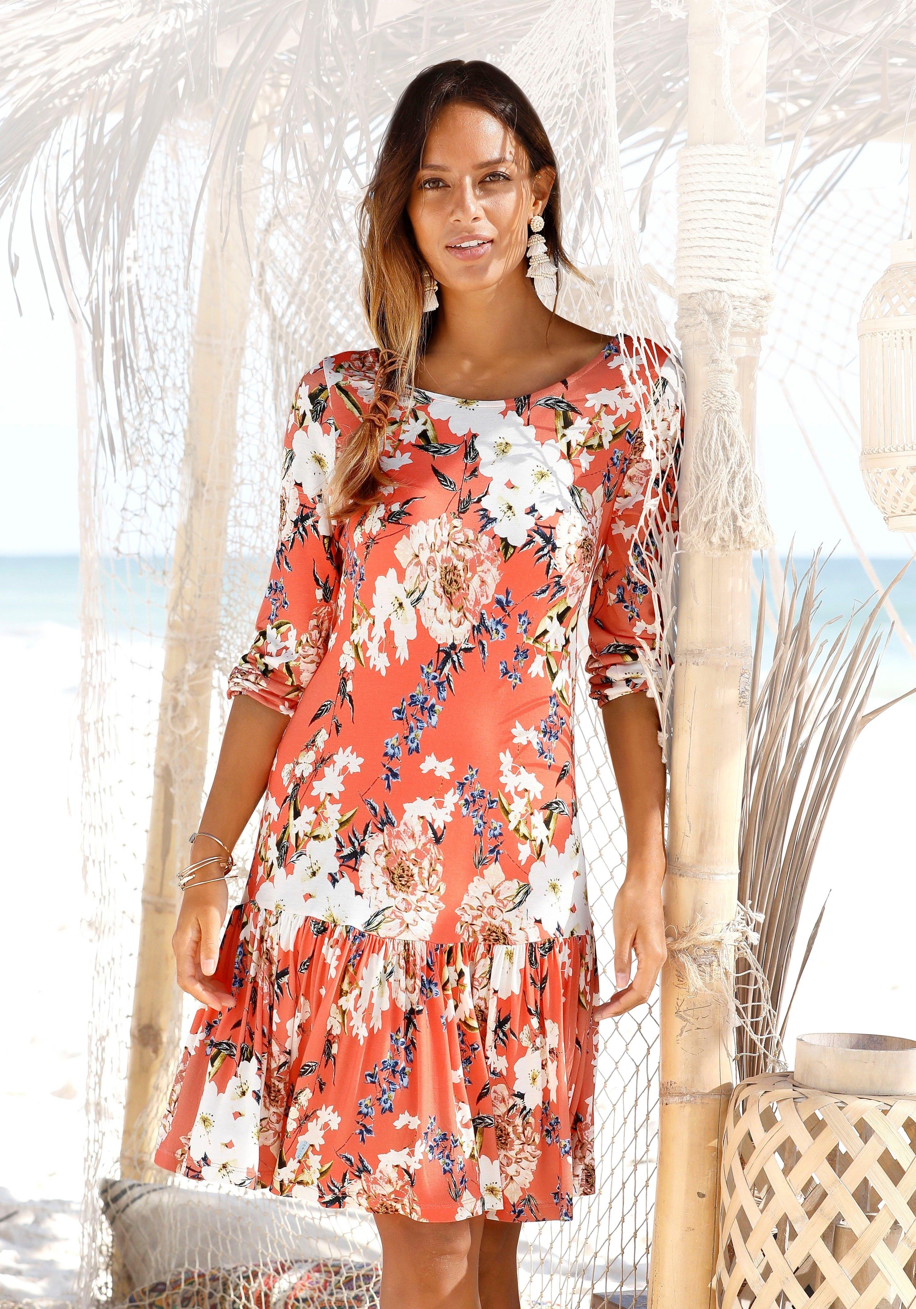 s.Oliver RED LABEL Beachwear jerseyjurk bestellen: 30 dagen bedenktijd