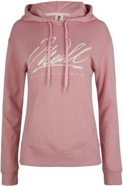 o'neill hoodie roze