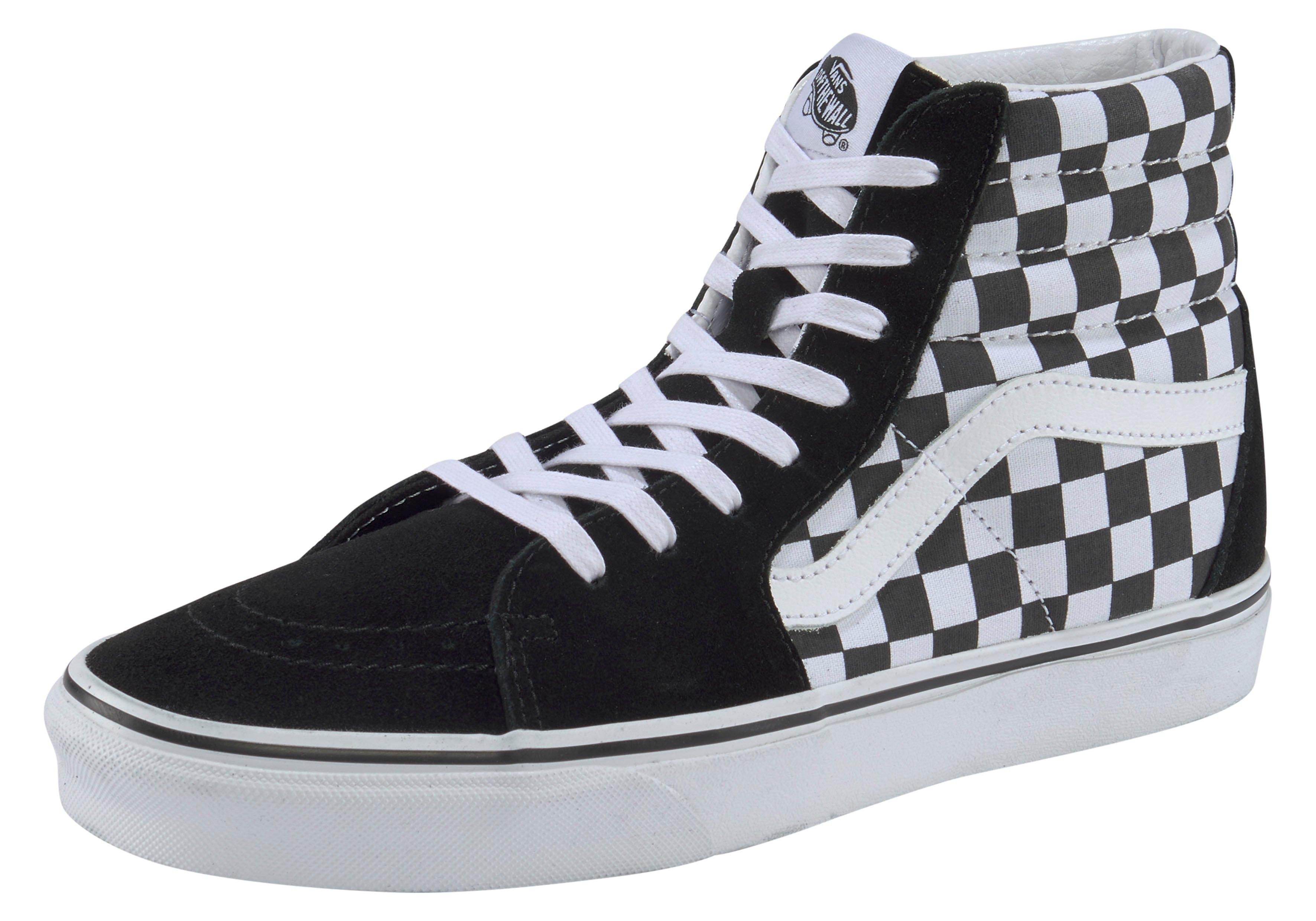 Vans sneakers »Checkerboard SK8-Hi« online kopen op otto.nl