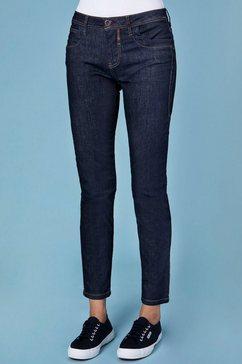 blue fire slim fit jeans nancy met stretchaandeel blauw