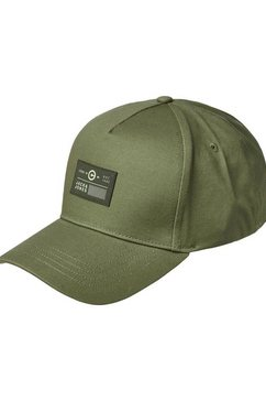 jack  jones baseballcap groen