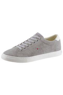 tommy hilfiger sneakers »jay11b2 - seasonal suede vulc sneaker« grijs
