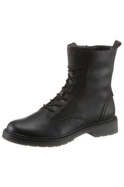 bugatti hoge veterschoenen modena met aantreklus zwart