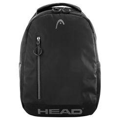 head laptop-rugzak »start« zwart
