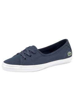 lacoste sneakers »ziane chunky bl 2« blauw