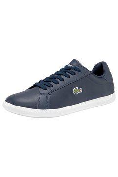 lacoste sneakers »graduate bl 1 sfa« blauw