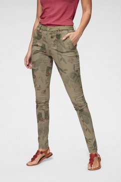 aniston by baur skinny groen