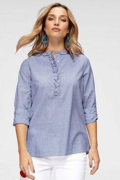 aniston by baur lange blouse blauw