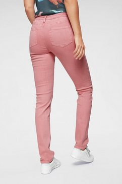 aniston casual slim fit jeans roze