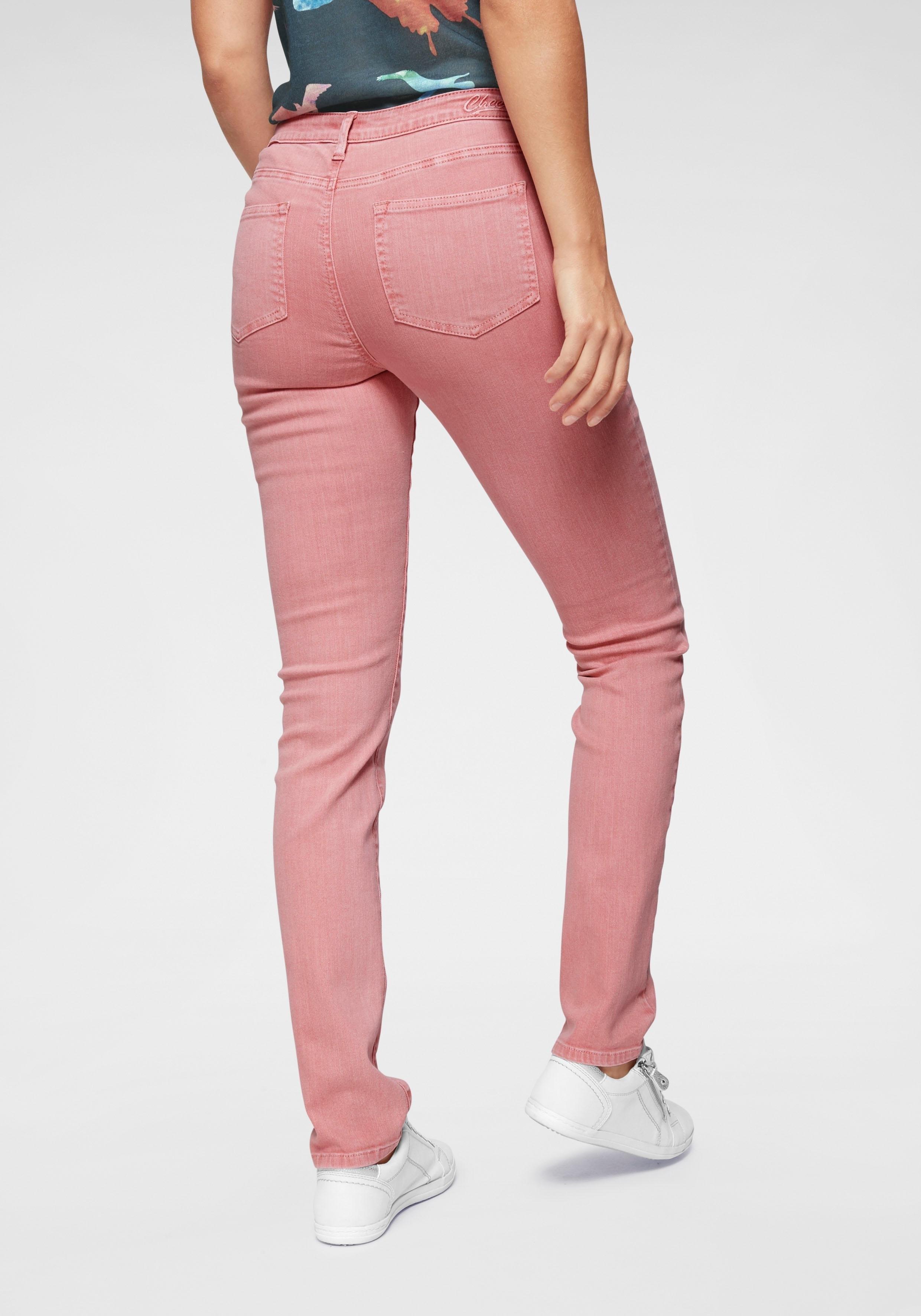 Aniston Casual Cheer slim fit jeans in de webshop van OTTO kopen