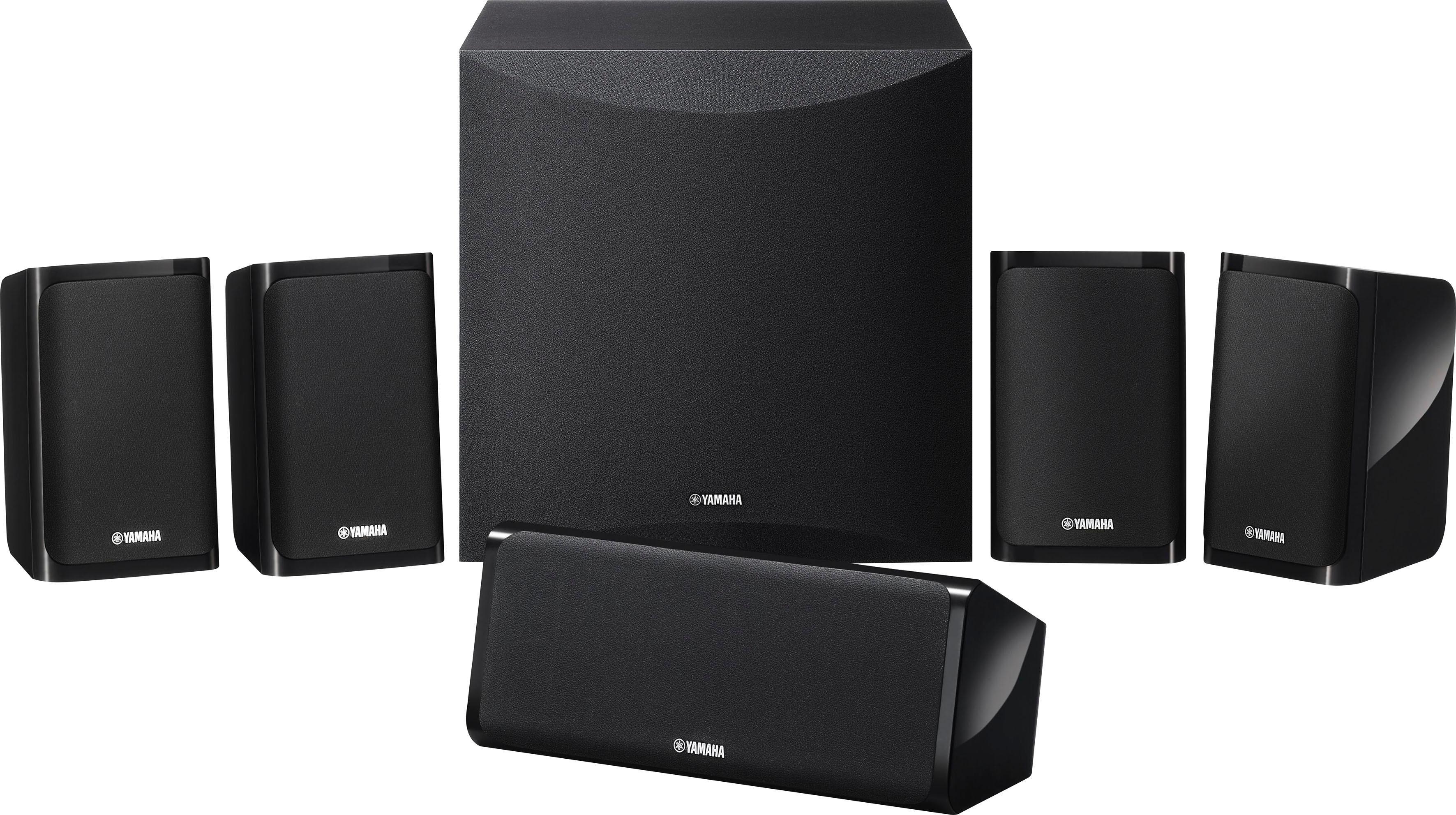 Yamaha »NS-P41« 5.1 luidsprekersysteem (200 W) - verschillende betaalmethodes