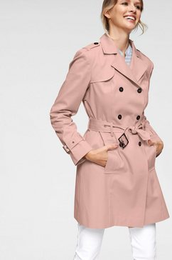 cheer trenchcoat roze