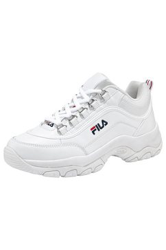 fila sneakers »strada low wmn« wit