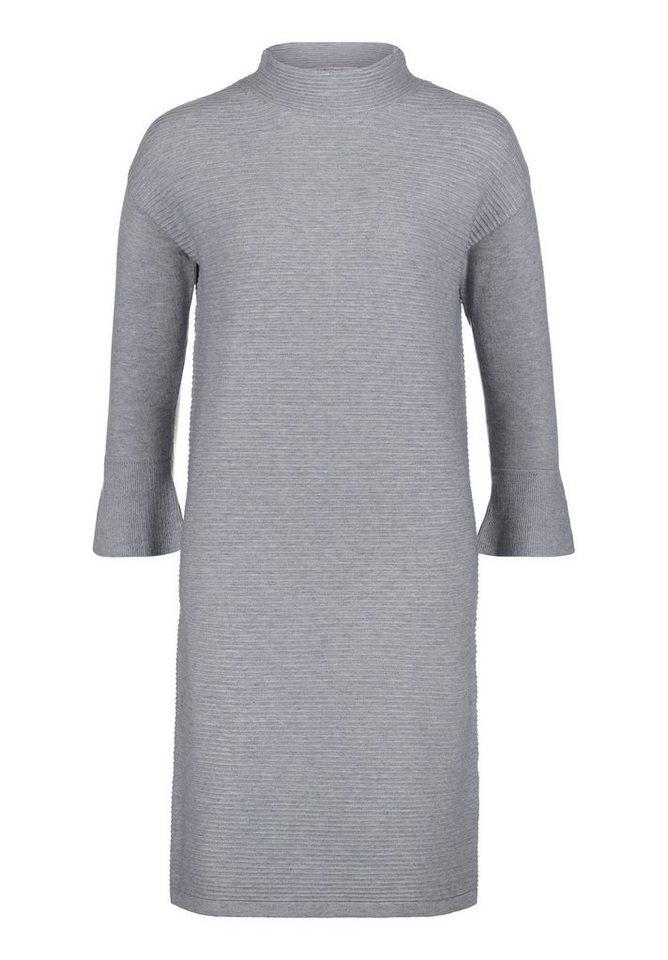 Betty Barclay gebreide jurk grijs