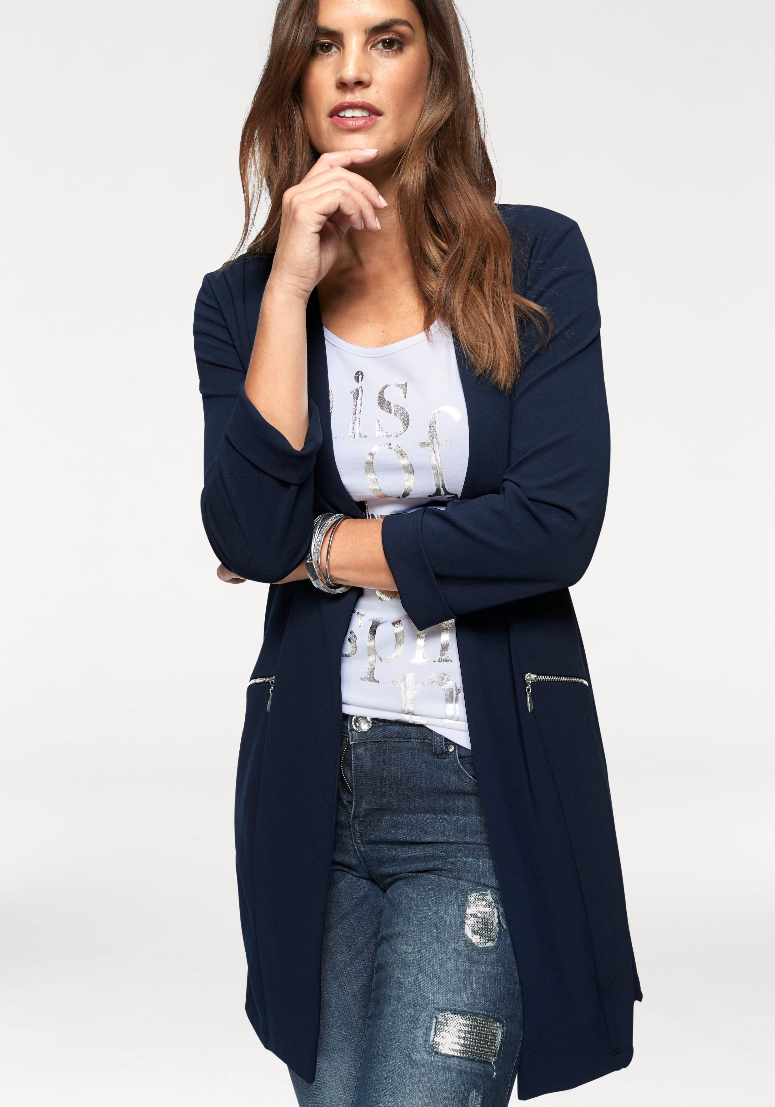 Op zoek naar een Laura Scott lange blazer? Koop online bij OTTO