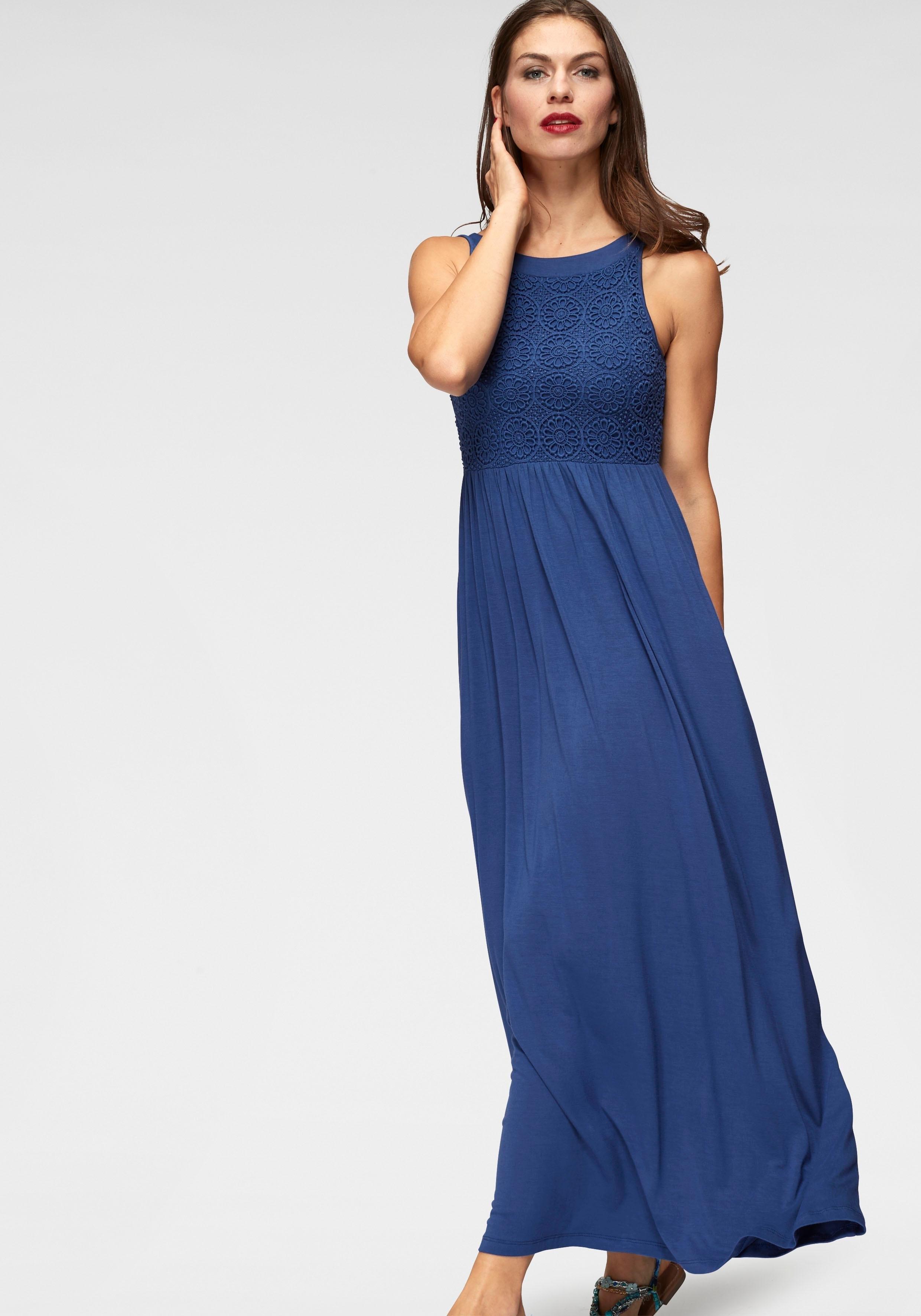 Aniston Selected Vivance maxi-jurk - verschillende betaalmethodes