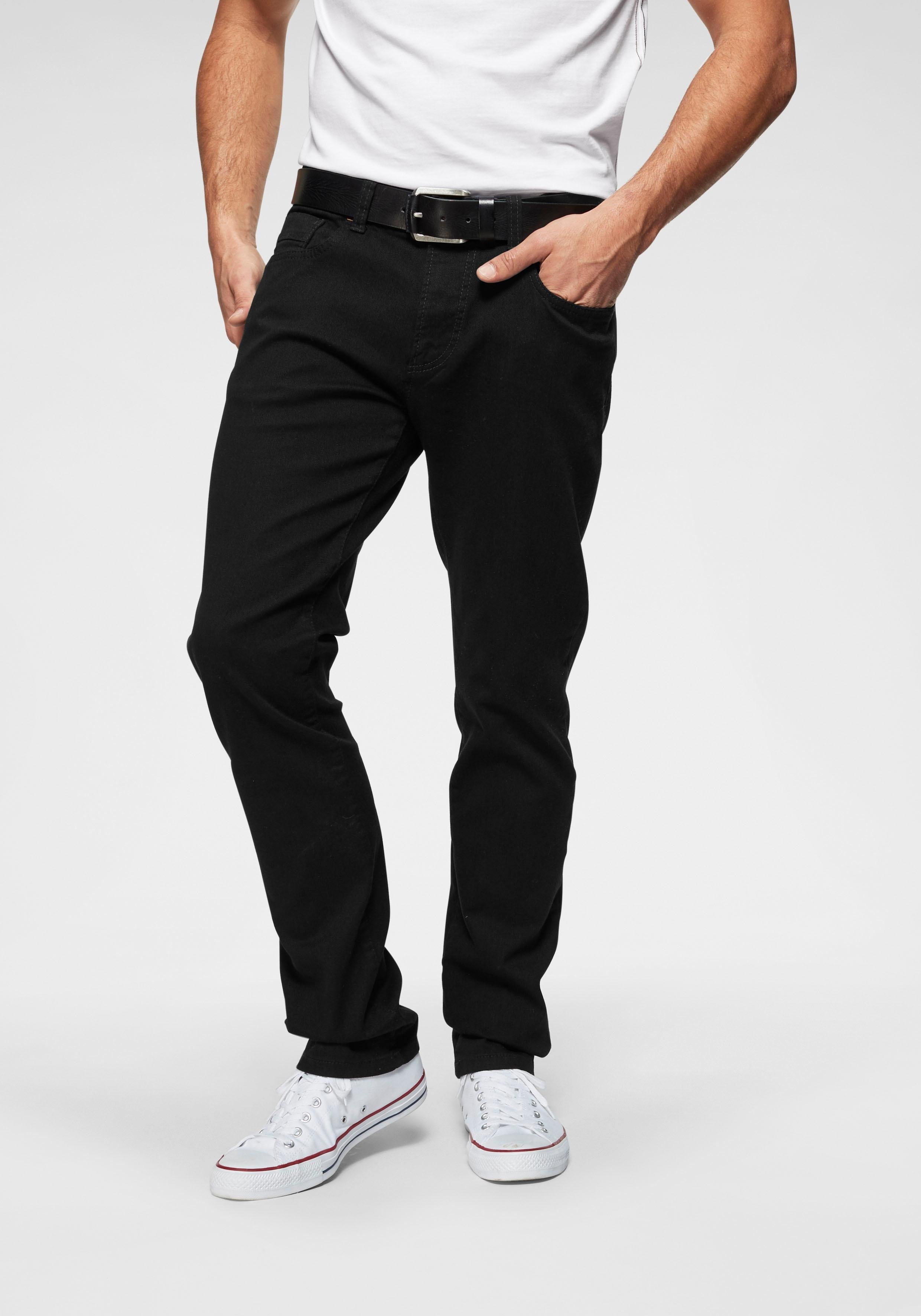 camel active straight jeans »HOUSTON« online kopen op otto.nl