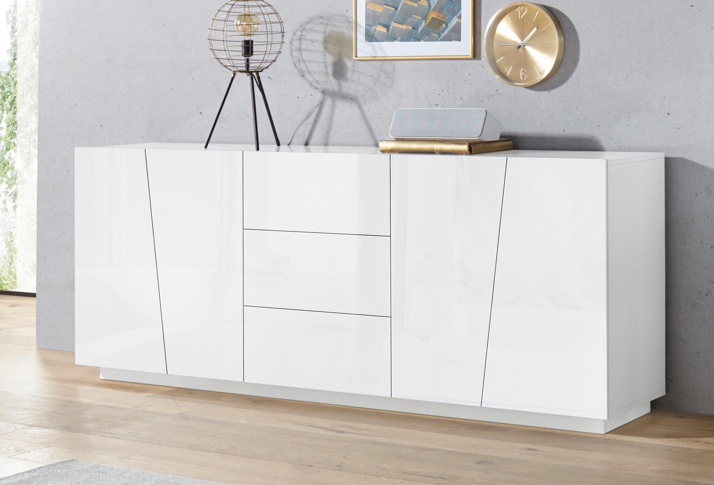 Tecnos dressoir »Vega«, breedte 220 cm nu online kopen bij OTTO