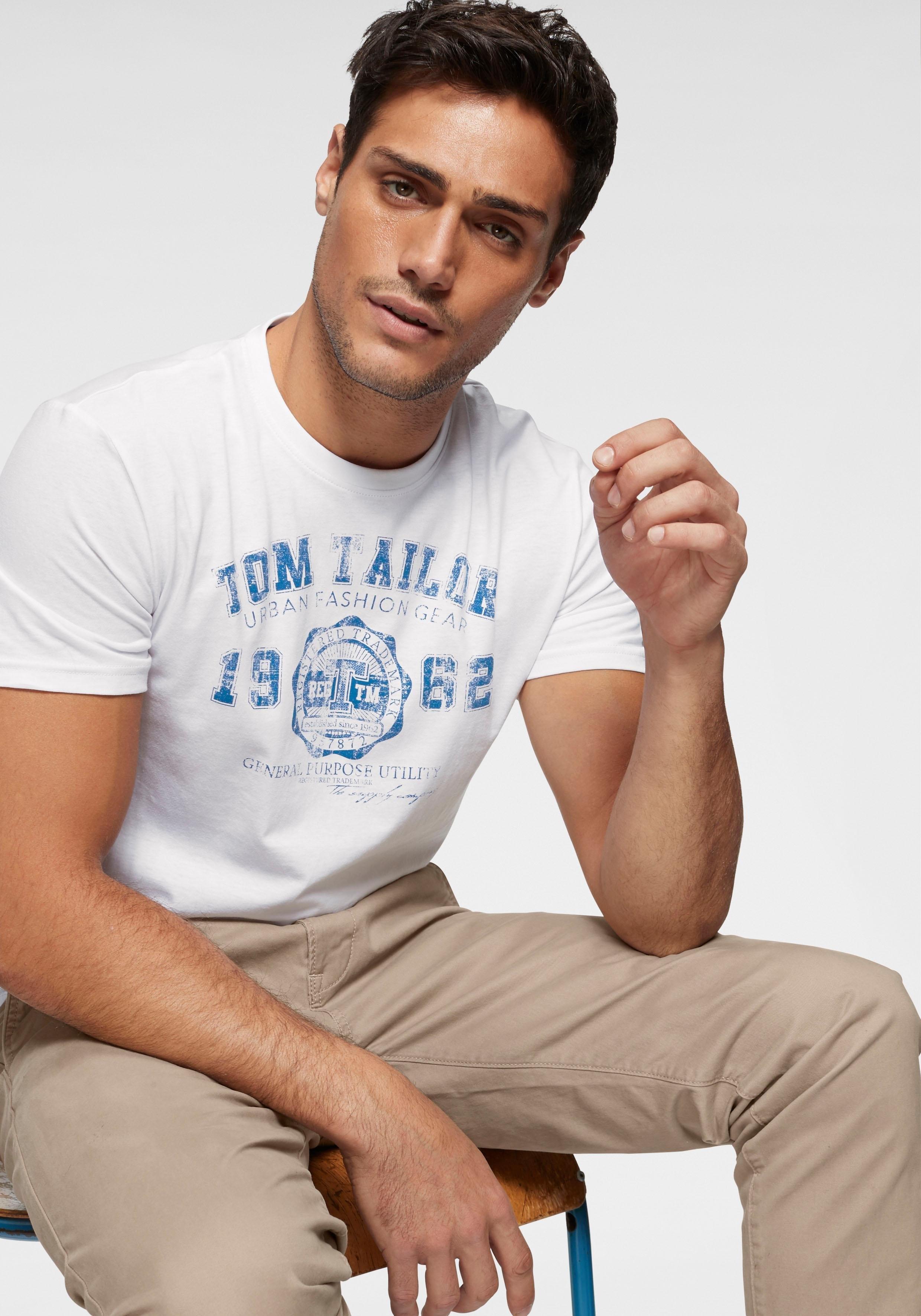 TOM TAILOR T-shirt veilig op otto.nl kopen