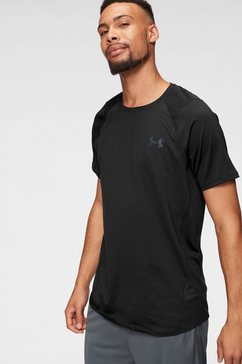 under armour functioneel shirt »mk1 shortsleeve eu smu« zwart