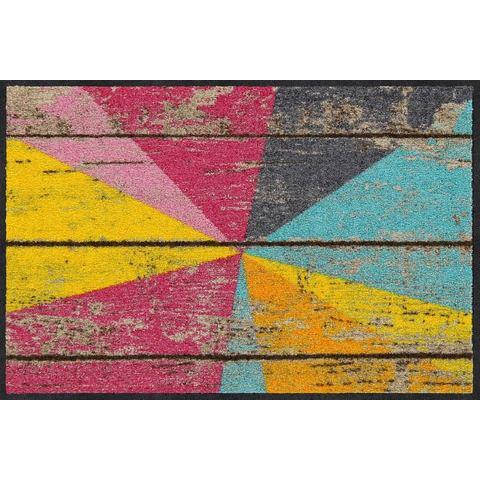 Mat, Graphic Wood, Salonloewe, rechthoekig, hoogte 7 mm, geprint