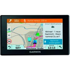 garmin navigatiesysteem garmin drivesmart™ 5 mt-d, ard zwart