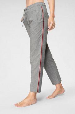 marc o'polo pyjamabroek grijs