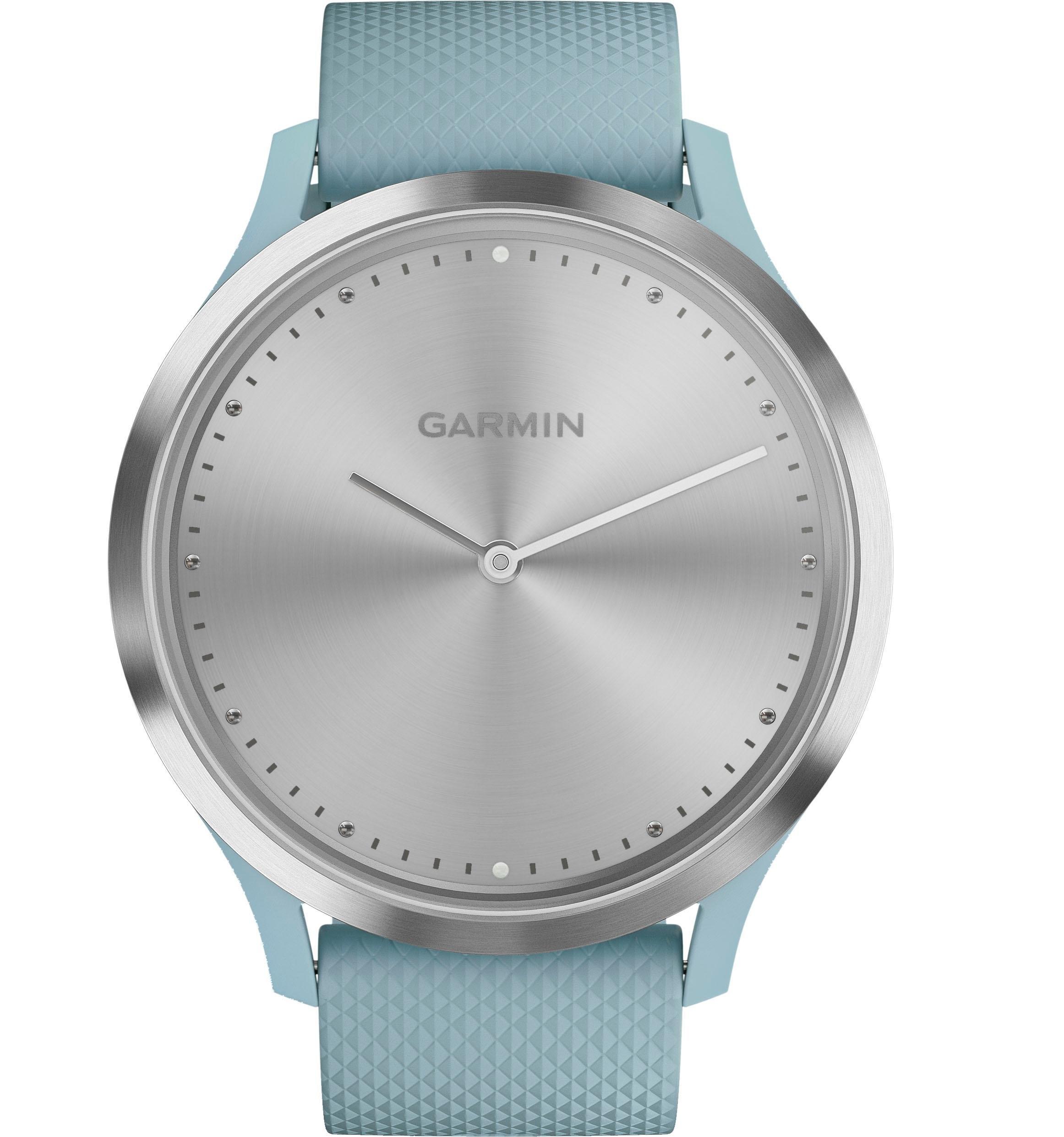 Garmin vivomove HR Sport (S/M) smartwatch (4,2 cm / 1,65 inch) nu online kopen bij OTTO