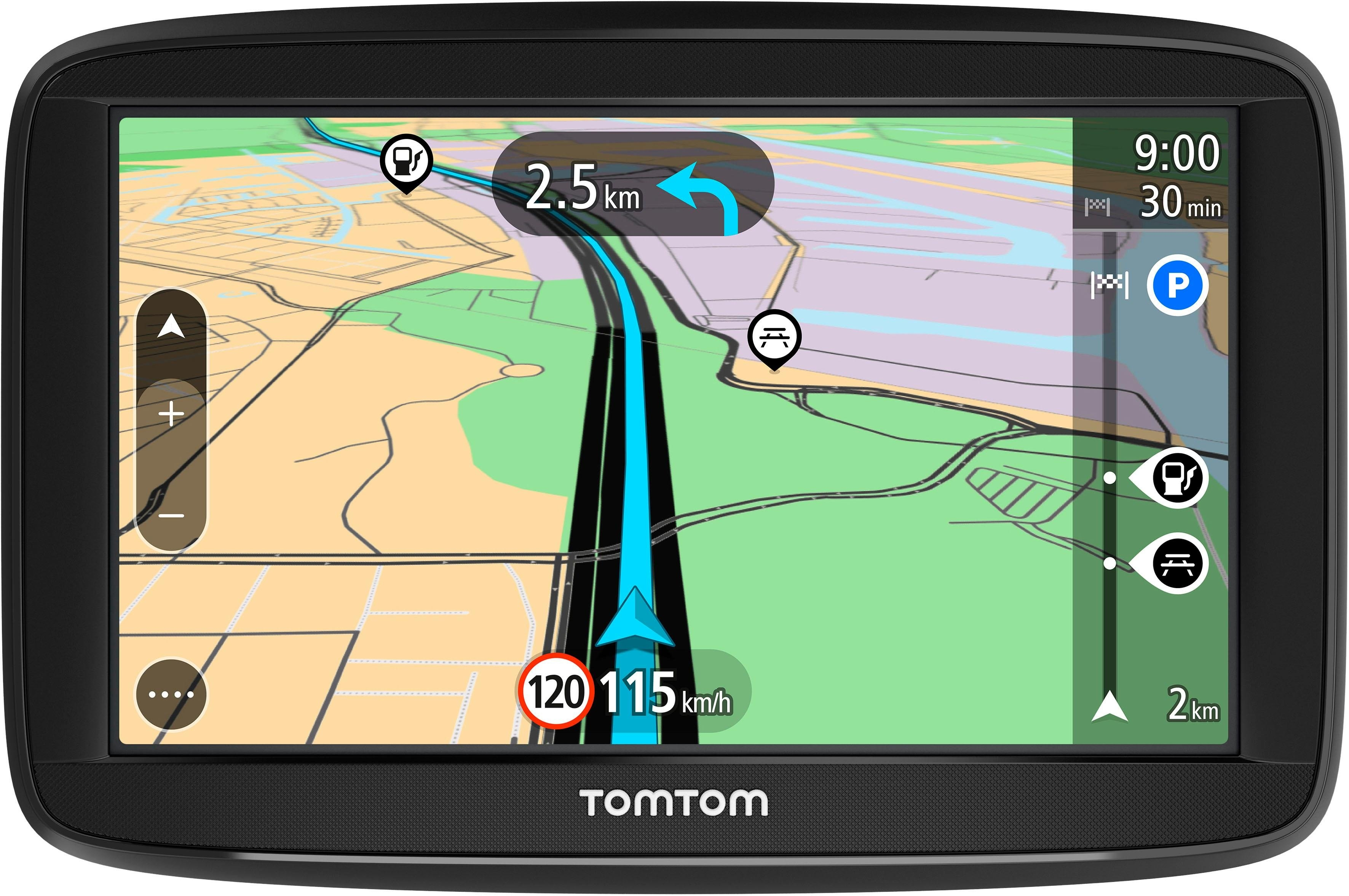 TomTom »Start 52 EU T« navigatiesysteem (Europa (45 landen), incl. levenslange kaart-updates) - verschillende betaalmethodes