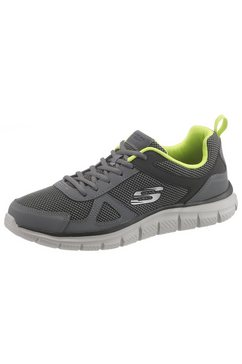 skechers sneakers »scloric« grijs