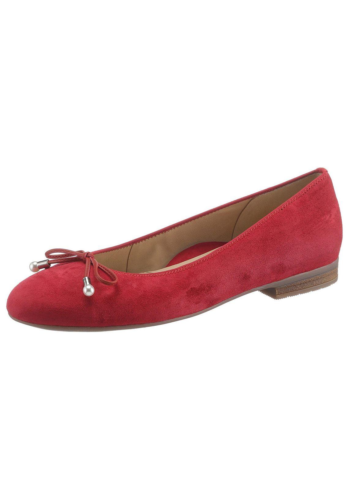 Ara ballerina's  SARDINIA bestellen bij  rood