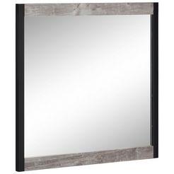 welltime spiegel »chris« grijs