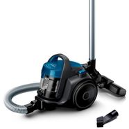 bosch stofzuiger bgc05a220a cleann'n compact met overtuigend reinigingsresultaat. kan ruimtebesparend opgeborgen worden. grijs