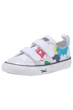 converse sneakers »chuck taylor all star 2v -ox geography class« multicolor