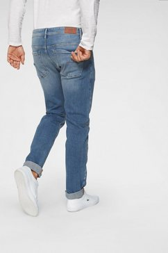 q-s designed by slim fit jeans »rick« blauw