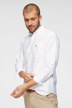 selected overhemd met lange mouwen »collect shirt ls« wit