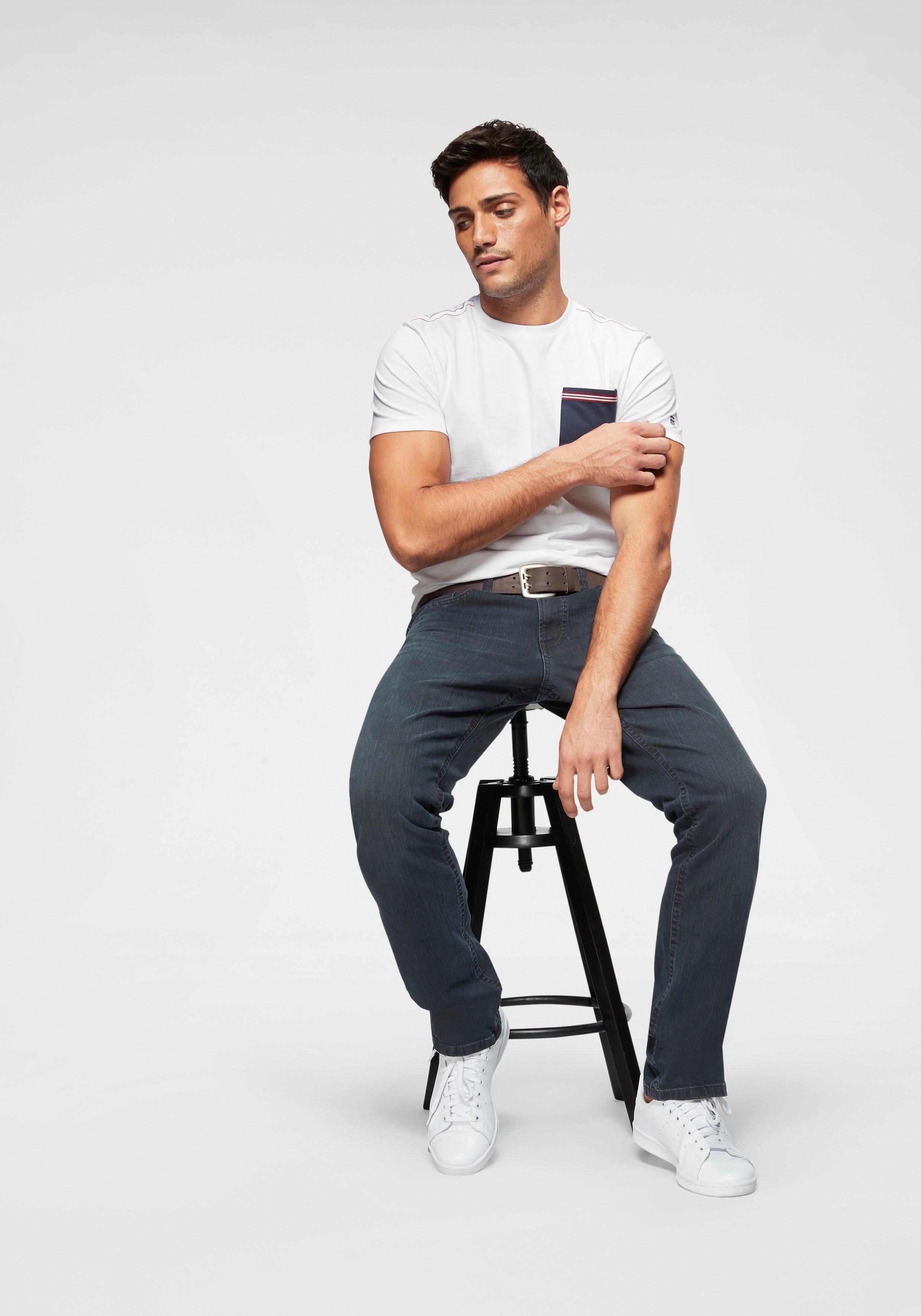 camel active straight jeans  HOUSTON in de online winkel