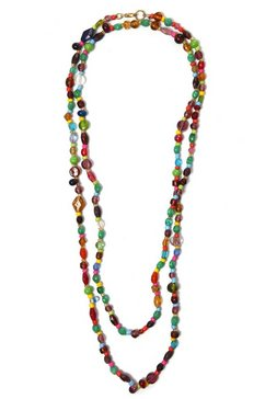 collezione alessandro lange ketting »c2432-f29« multicolor