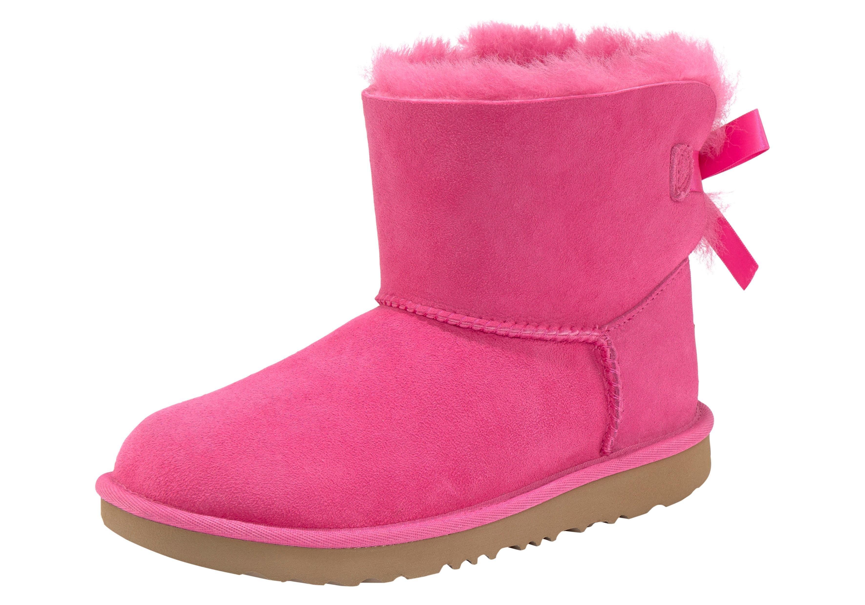 Ugg boots zonder sluiting »Mini Bailey Bow 2« goedkoop op otto.nl kopen