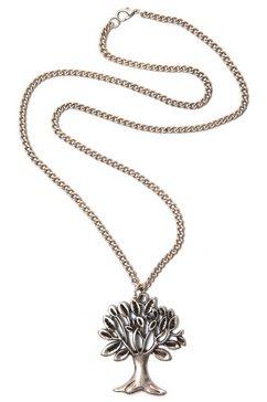 collezione alessandro ketting met hanger »levensboom, c2346-f107« zilver