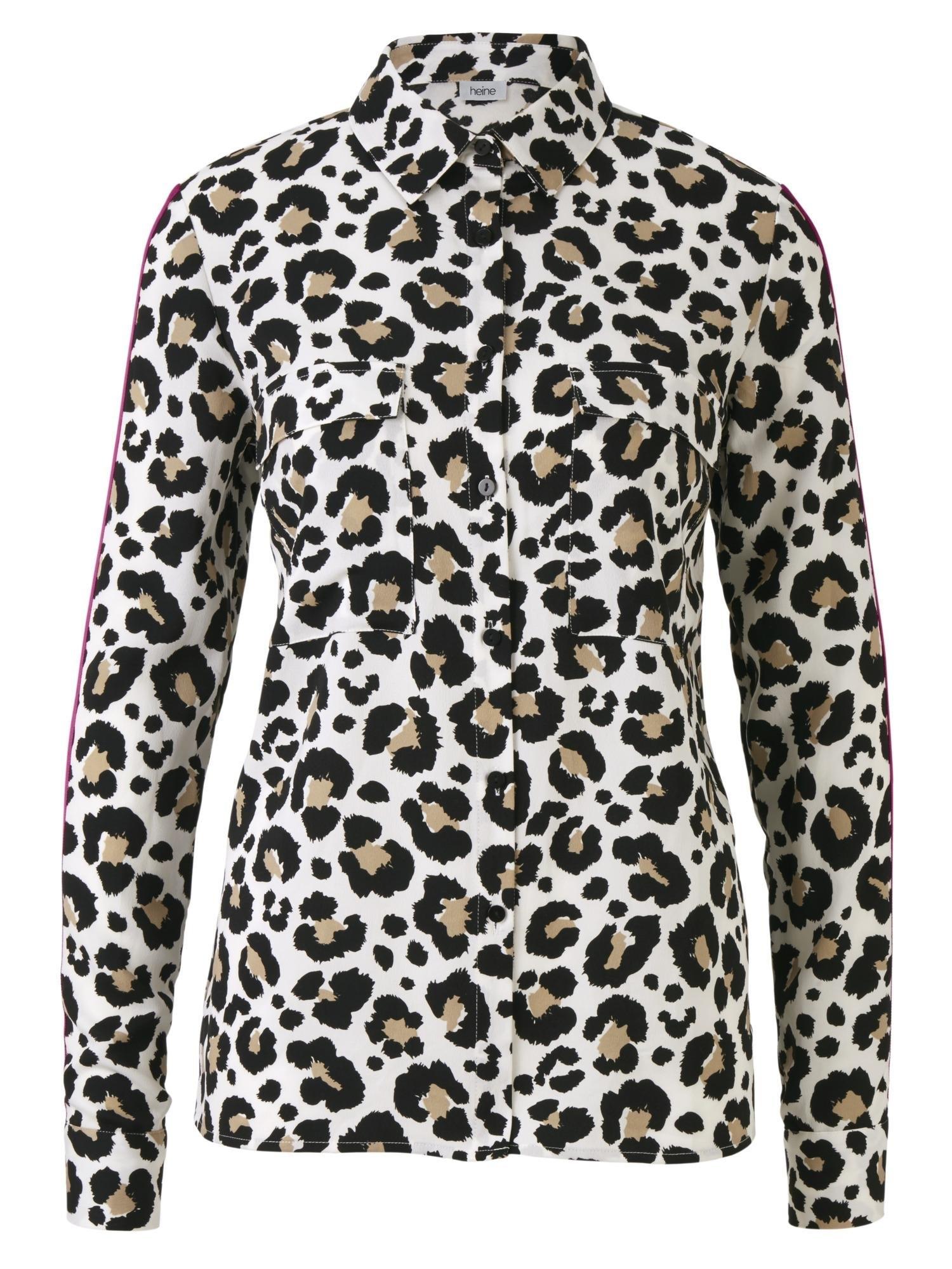 heine Gedessineerde blouse veilig op otto.nl kopen